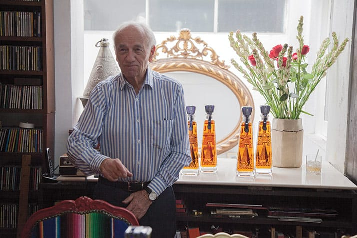 Pedro Friedeberg Tequila 1800 Milenio