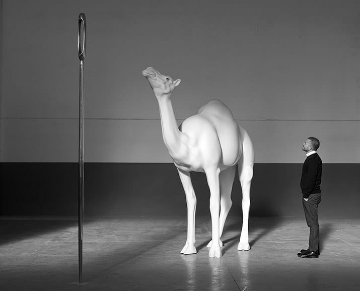 John Baldessari Museo Jumex, int 2