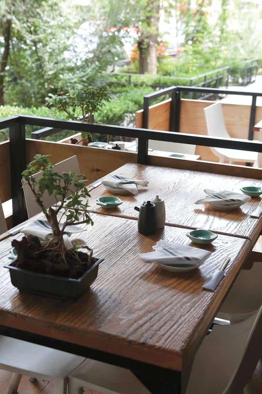 Kazu's Kitchen restaurante int3