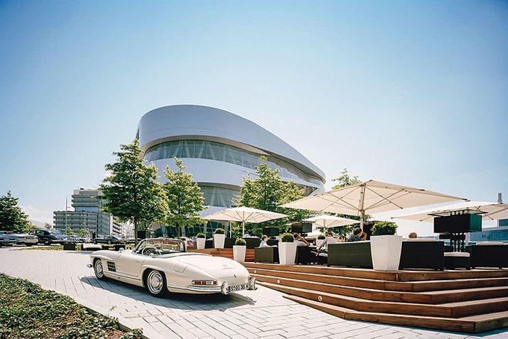 Museo Mercedes Benz, int3