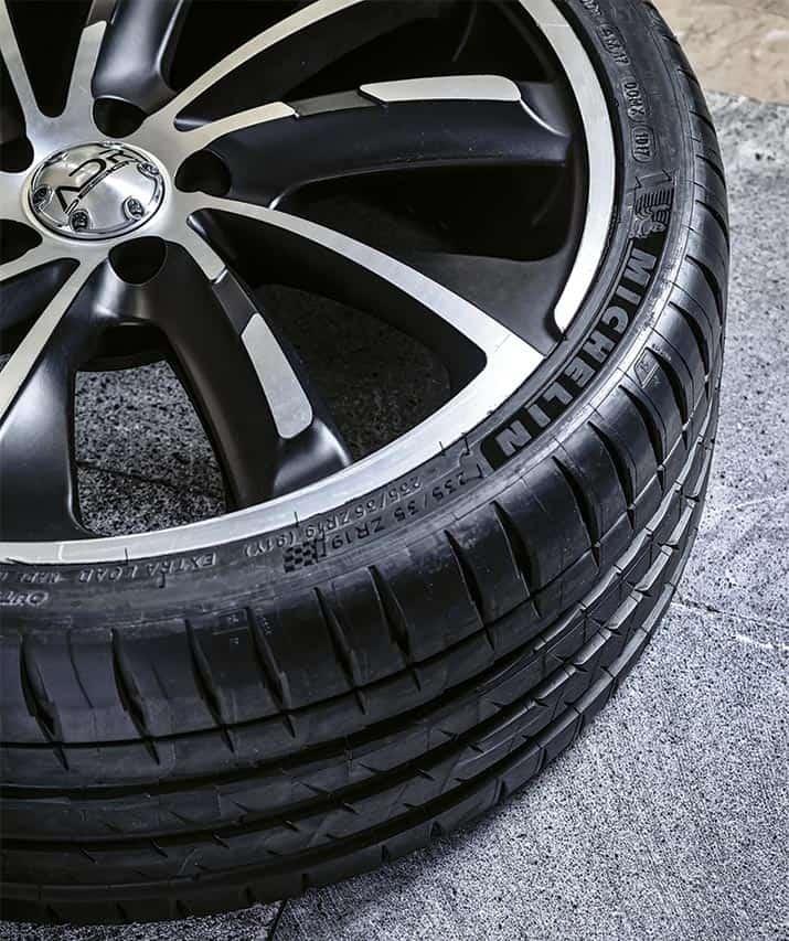 Michelin Pilot Sport 4S, int