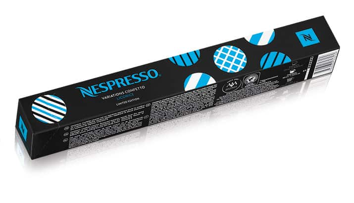 Nespresso Variations Confetto Coffees, int1