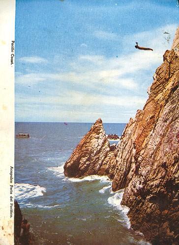 puerto de Acapulco, libro