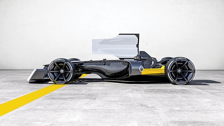Renault en el año 2027 Int