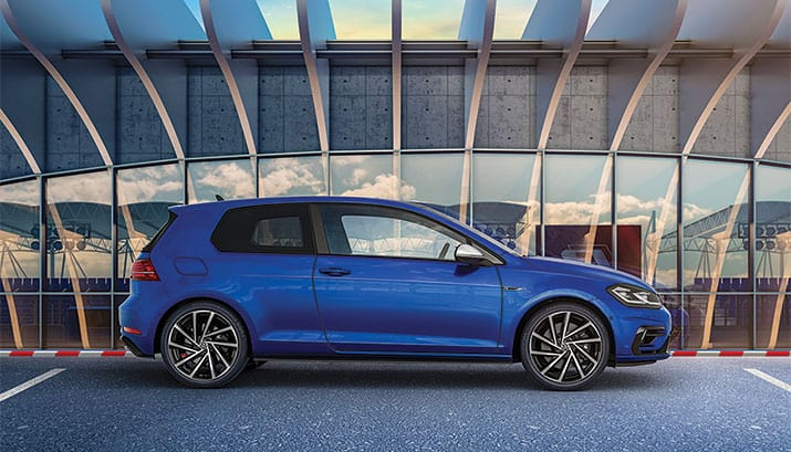 Volkswagen Golf R, int
