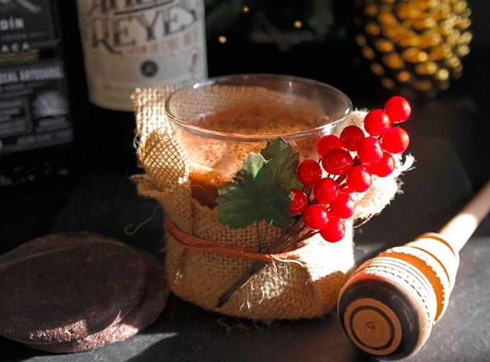 cocteles navideños, montelobos 1