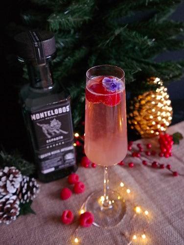 cocteles navideños, montelobos 2