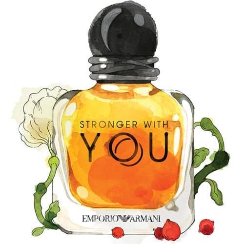 mejores perfumes 2017, armani