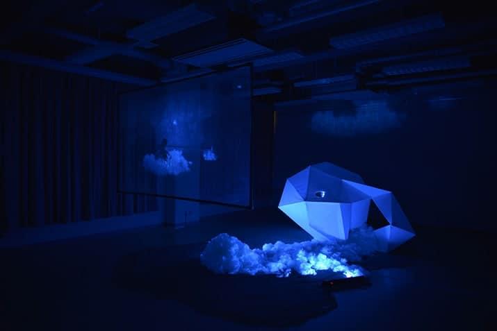 Inauguración de Hashi Gallery, 2