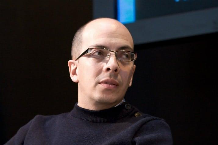 Jorge Volpi premio Alfaguara de Novela 2018, int1