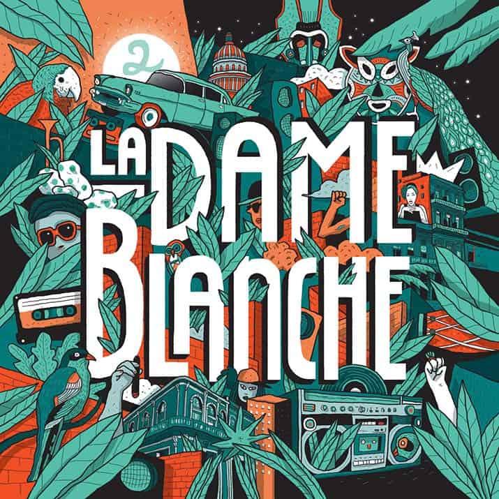 Bahidorá 2018, La dame blanche