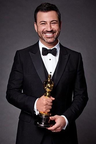 nominados premios oscar 2018, Kimmel