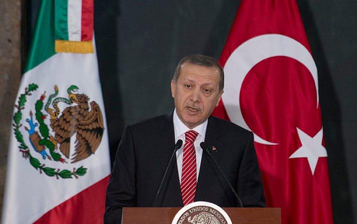 premios a la opresión de la prensa, erdogan