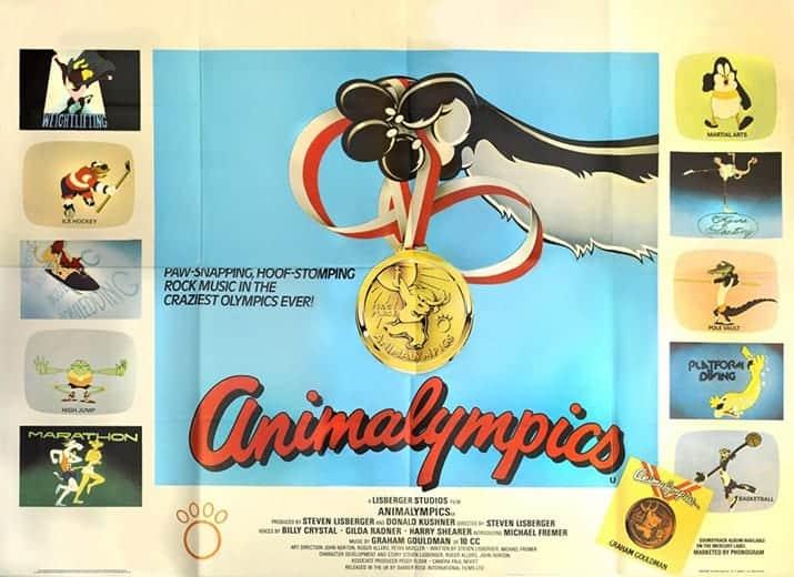 animalympics juegos olímpicos animación, int2