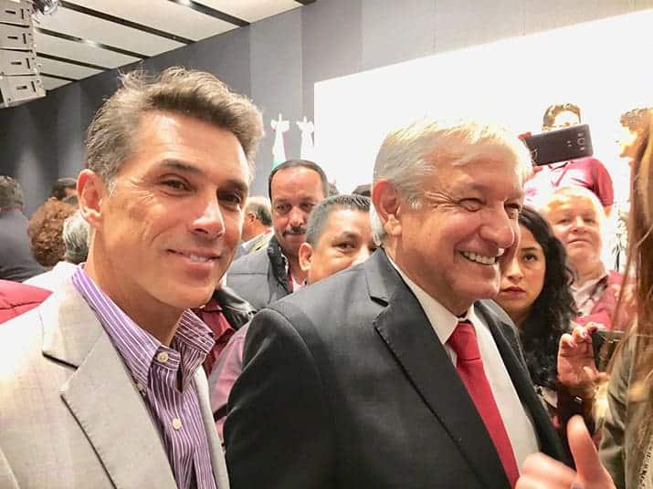 celebridades elecciones 2018, mayer