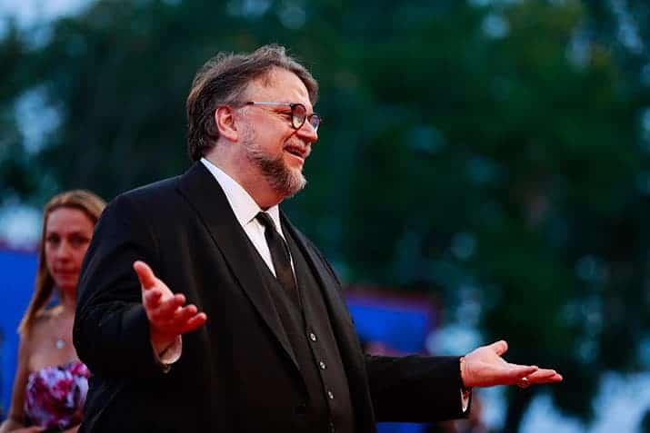 Guillermo del Toro jurado Venecia, int