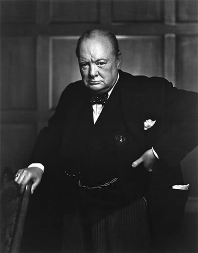 que reloj usaba Winston Churchill, int1