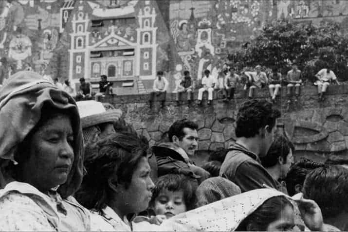 UNAM saca archivos del 68, foto 1