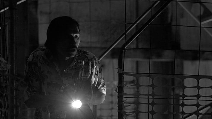 el vigilante película mexicana, int