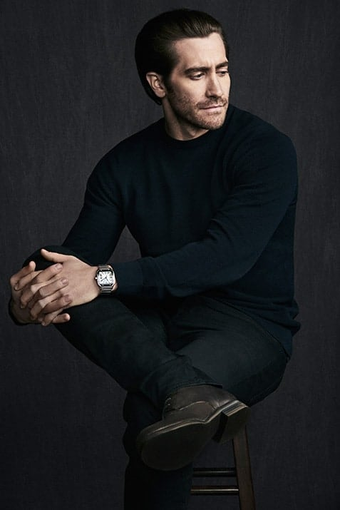 jake gyllenhaal cartier, int