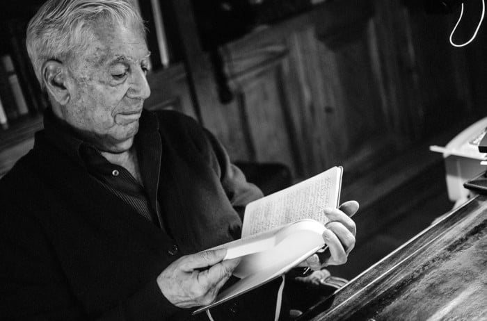 Mario-Vargas-Llosa-Novelista
