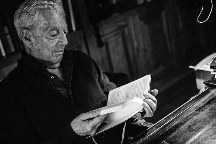 Mario Vargas Llosa La llamada de la tribu, foto 5