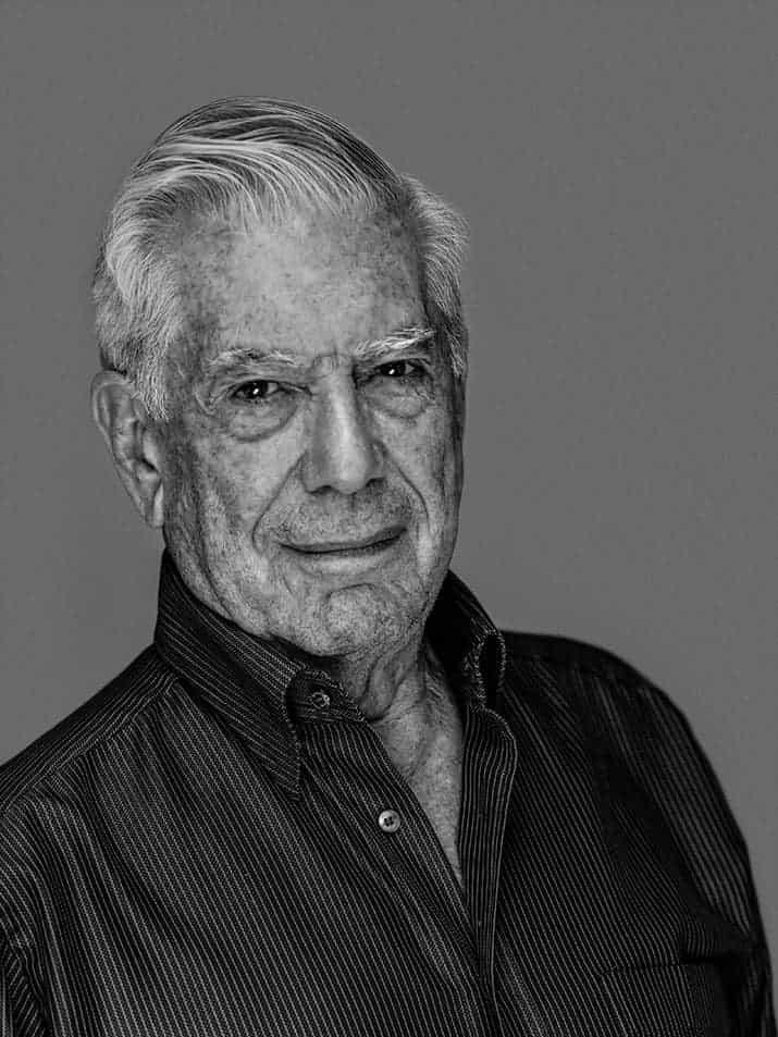 Mario Vargas Llosa La llamada de la tribu, foto 2