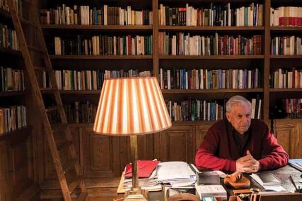 nuevo libro Mario Vargas Llosa, foto 6