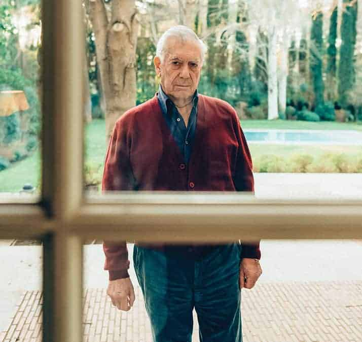Mario Vargas Llosa La llamada de la tribu, foto 1