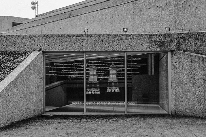 cerith wyn evans museo tamayo, int4