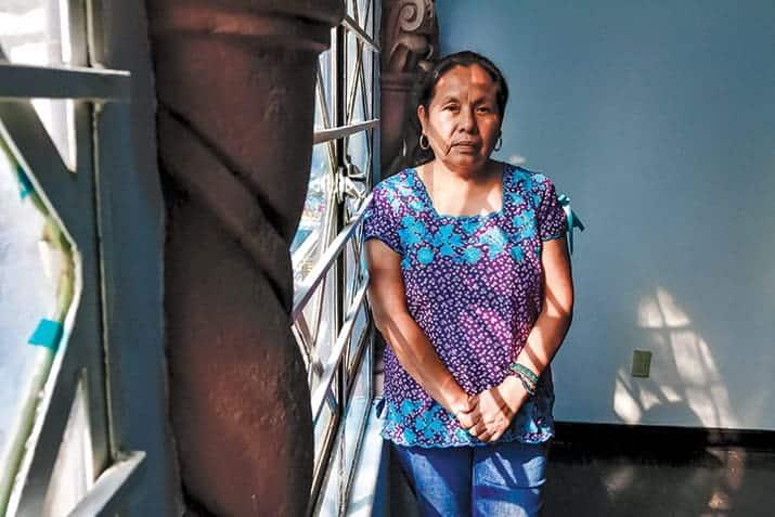 Marichuy movimientos indígenas mexicanos, int2