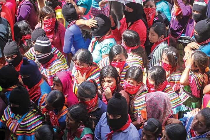 Marichuy movimientos indígenas mexicanos, int4