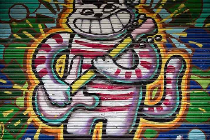 grafiti ciudad de méxico, int2