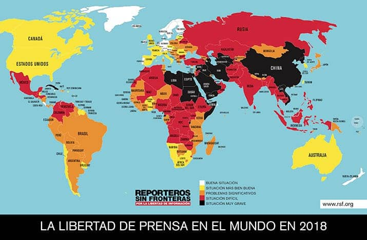 agresiones a periodistas en el mundo, int3