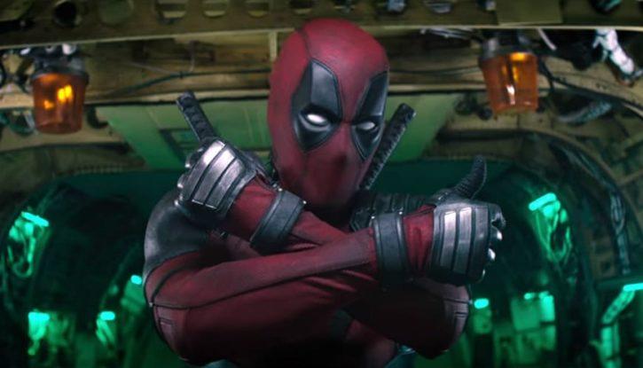 estrenos cine mayo - deadpool 2