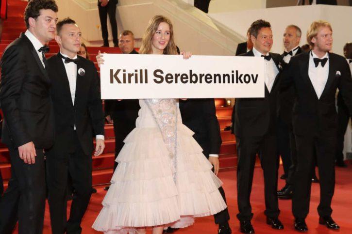 Kirill Serebrennikov Jafar Panhani Festival de Cannes, int3