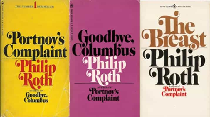 libros philip roth, goodbye colombus