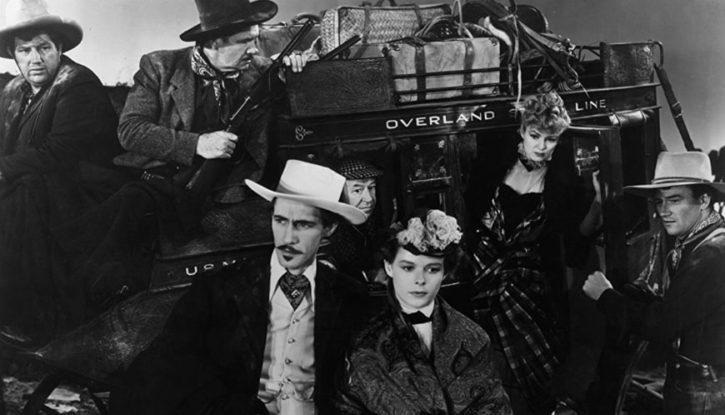 películas western stagecoach