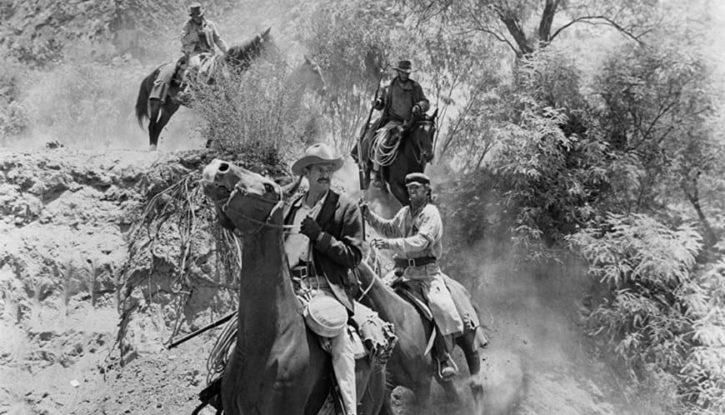 películas western the wild bunch