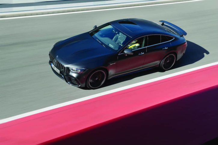 Mercedes Benz Salon Internacional Automovil Ginebra, int1