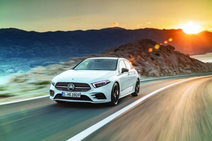 Mercedes Benz Salon Internacional Automovil Ginebra, int3