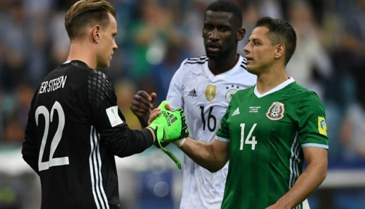 Mundial Rusia 2018 Alemana vs Mexico, int3