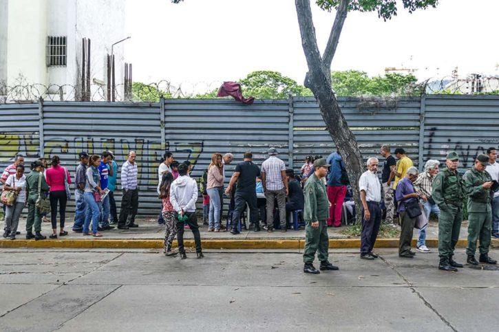reelecciones Venezuela 2018, foto 2