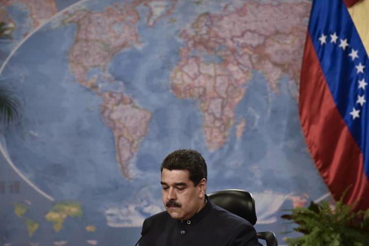 reelecciones Venezuela 2018, Nicolás Maduro