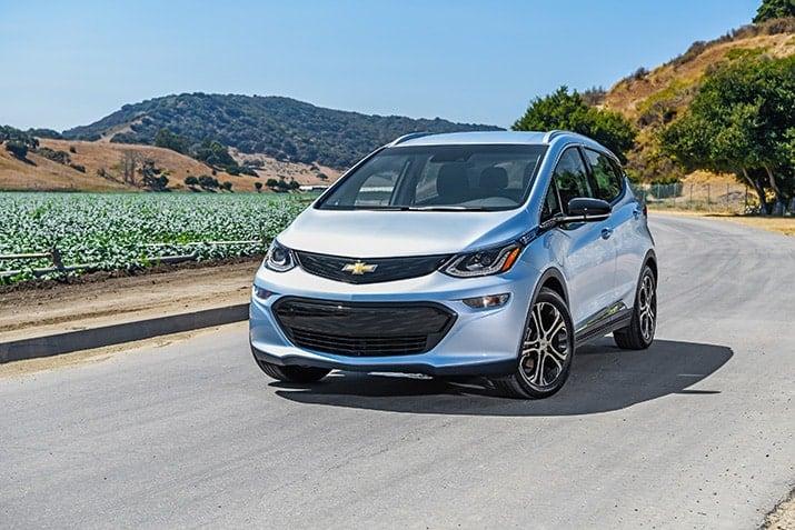 autos eléctricos de General Motors, foto 2