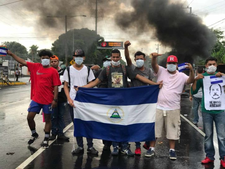 Crisis en Nicaragua - Int. 1