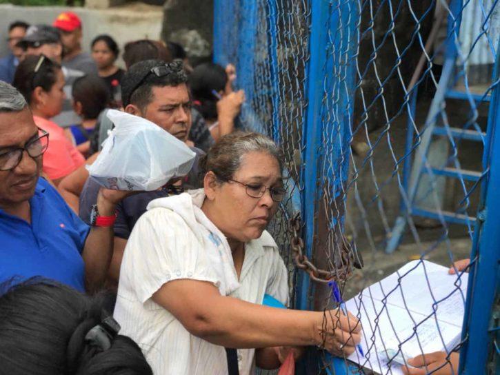 Crisis en Nicaragua - Int. 6
