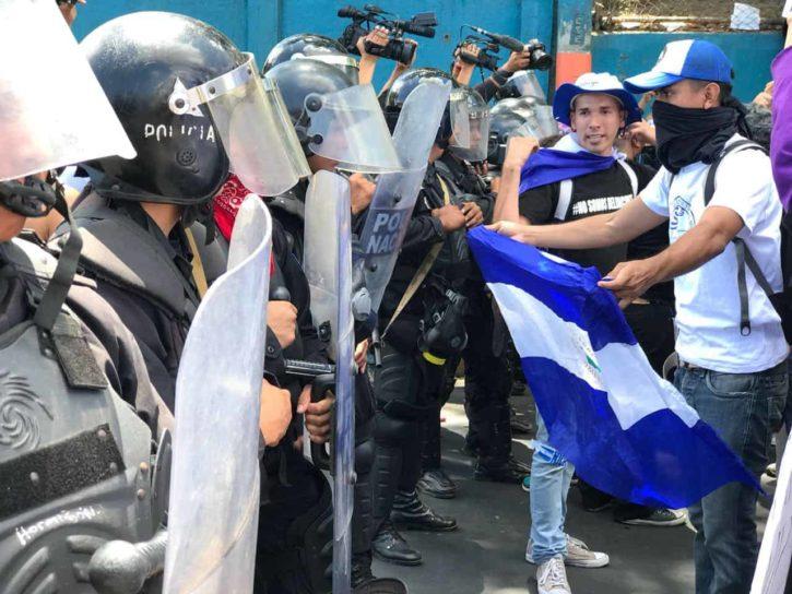 Crisis en Nicaragua - Int. 2