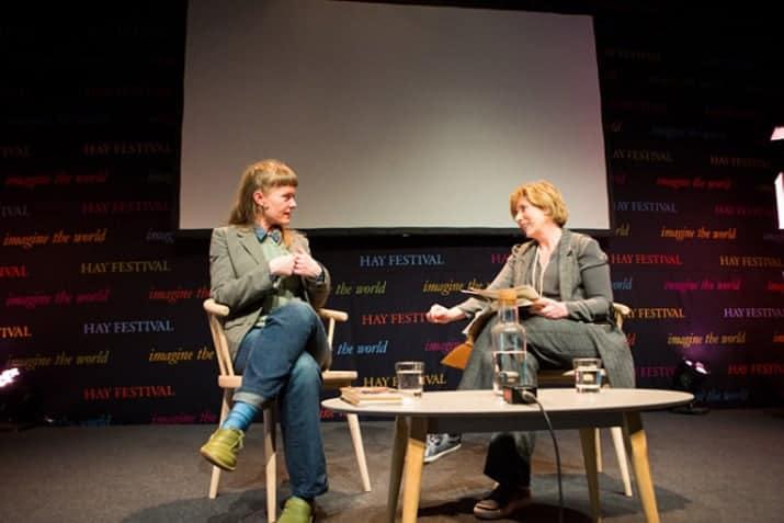 cronica Hay Festival dia 5, Baker y Godwin