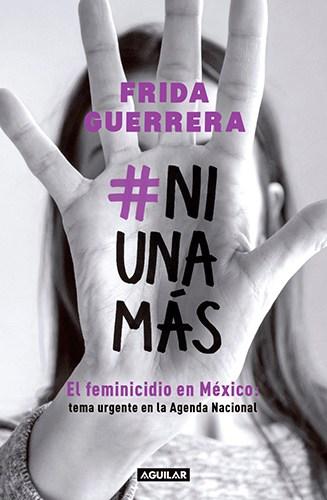 Libro feminicidios NiUnaMas, foto 1